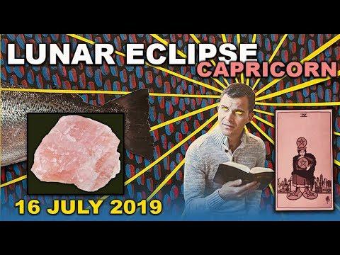 Lunar Eclipse July 2019 ~ Karmic Binds - Darkstar Astrology