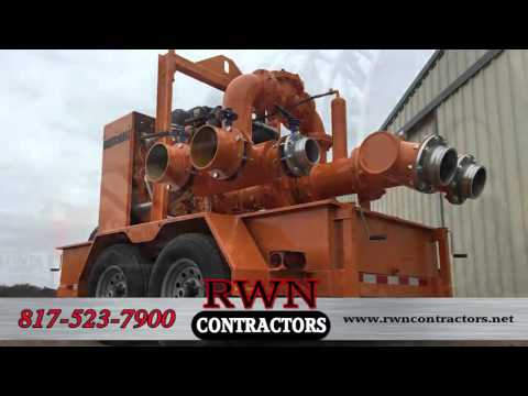 RWN Contractors | Water Transfer Equipment, Oil Field Equipment & Welding Services in Fort Worth, TX