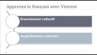 Aprender francês = Vocabulário = despedimento