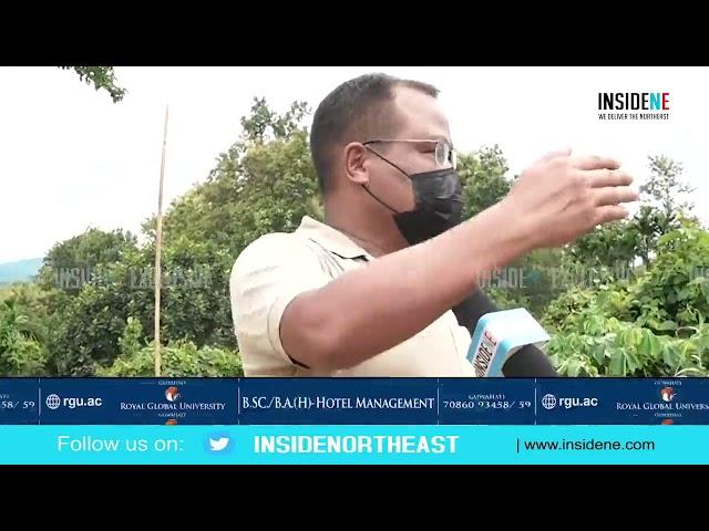 Vanlalfaka Ralte, SP of Kolasib district narrates orderal of Assam-Mizoram border clash of July 26