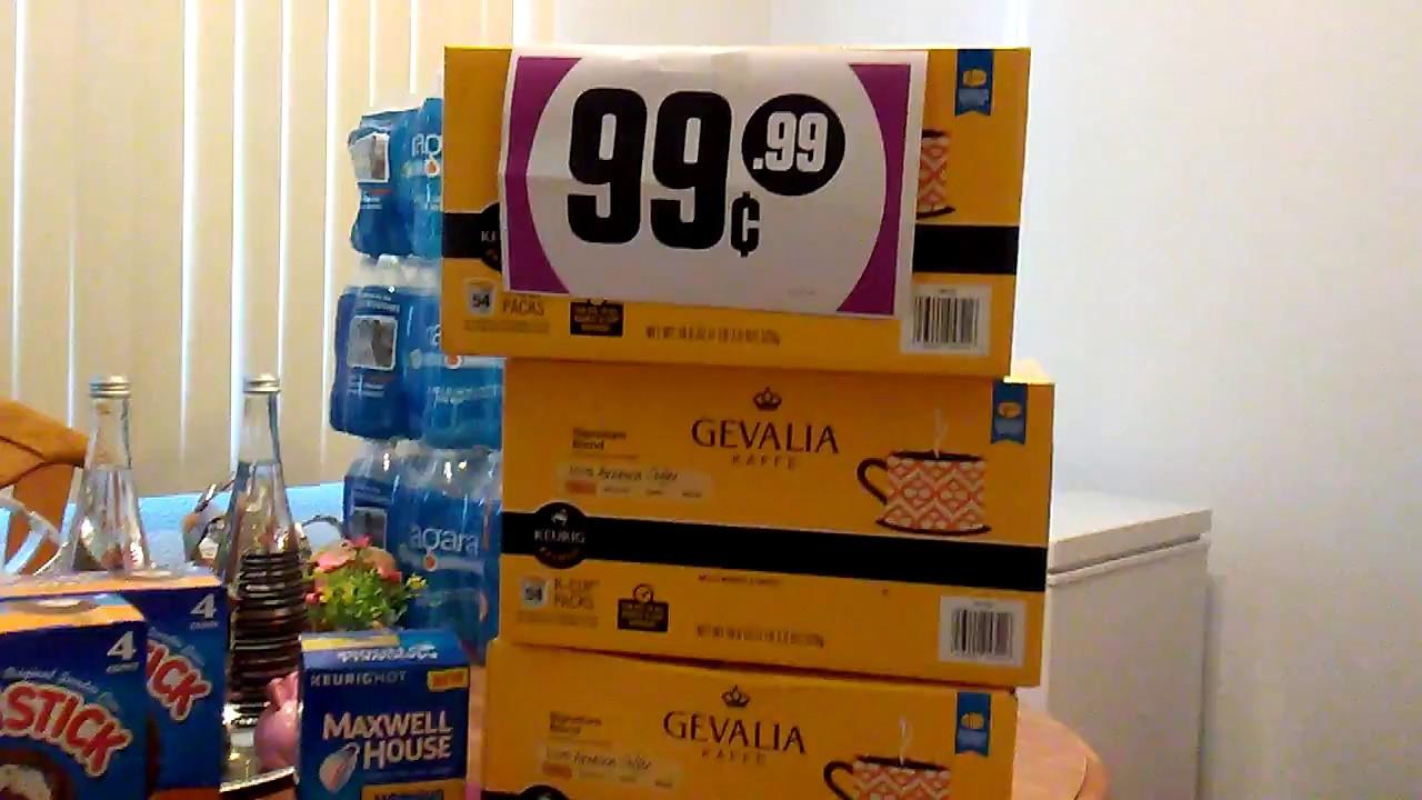 54 K Cups99 Cent Store Nestle Ice Cream
