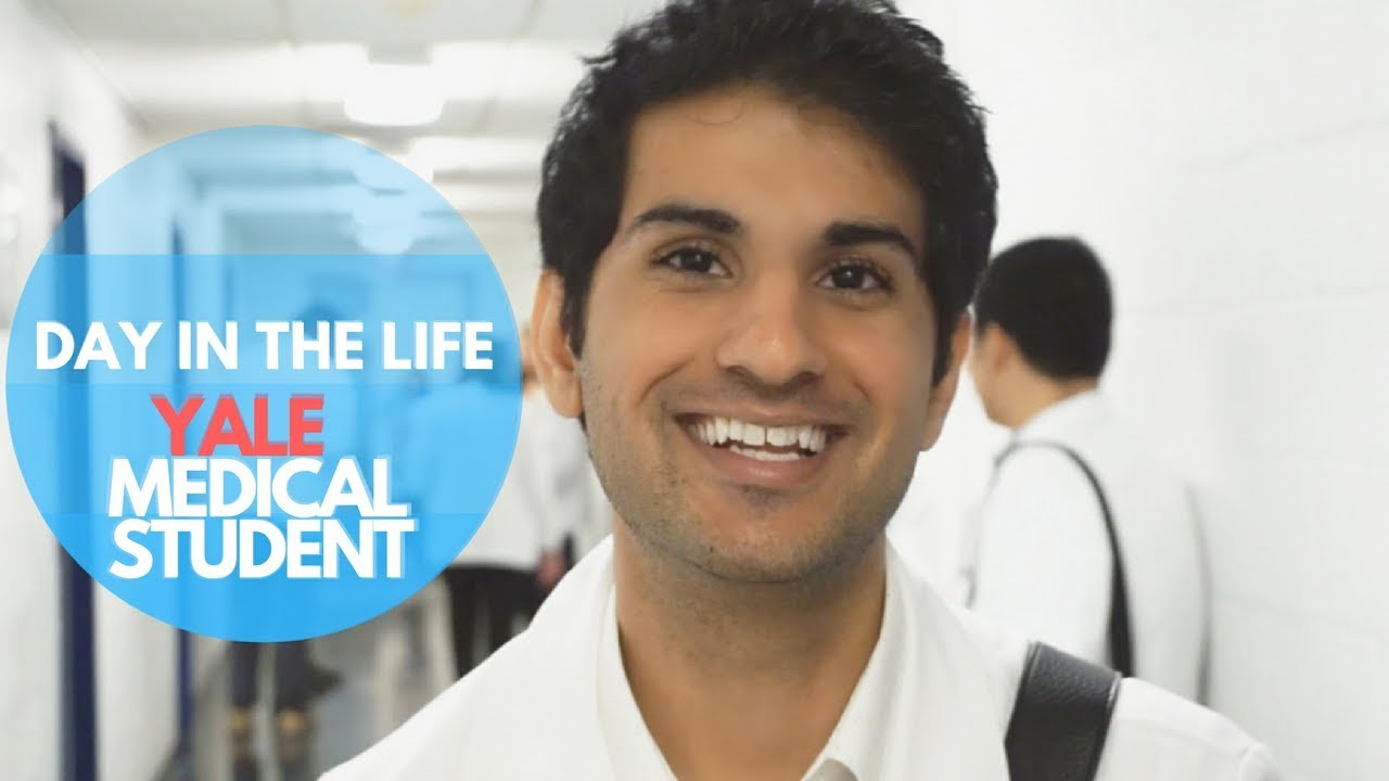 A Day in the Life of a Yale Medical Student