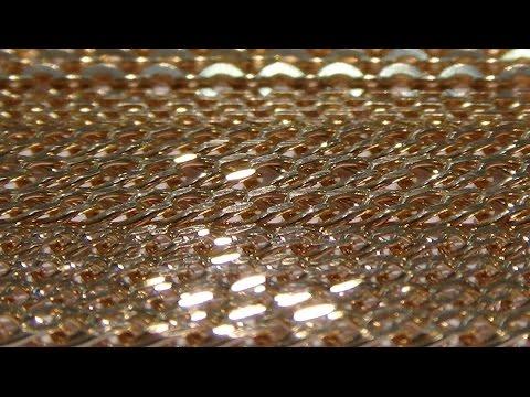 Титан Цепи Золото