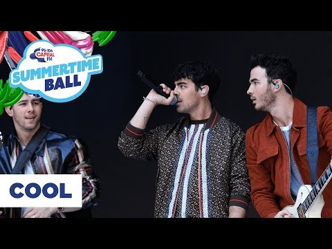 Jonas Brothers – 'Cool' | Live at Capital's Summertime Ball 2019