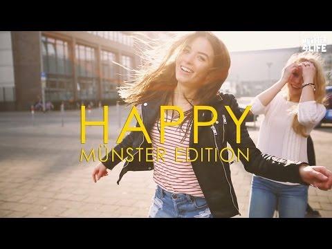 Pharrell Williams - Happy (Münster Dance Edition) #happyday