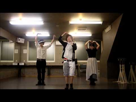 【ETTA】CANDY CANDY「きゃりーver」踊ってみた【三度&Danろ&SADAKO】