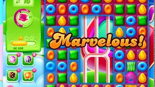 Candy Crush Jelly Saga Level 1324 ***