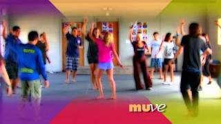 "Dance exercise to Katy Perry song ""Firework"" • Aerobic workouts for teenagers"