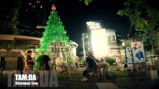 Coat Hanger Christmas Tree By Tam:da