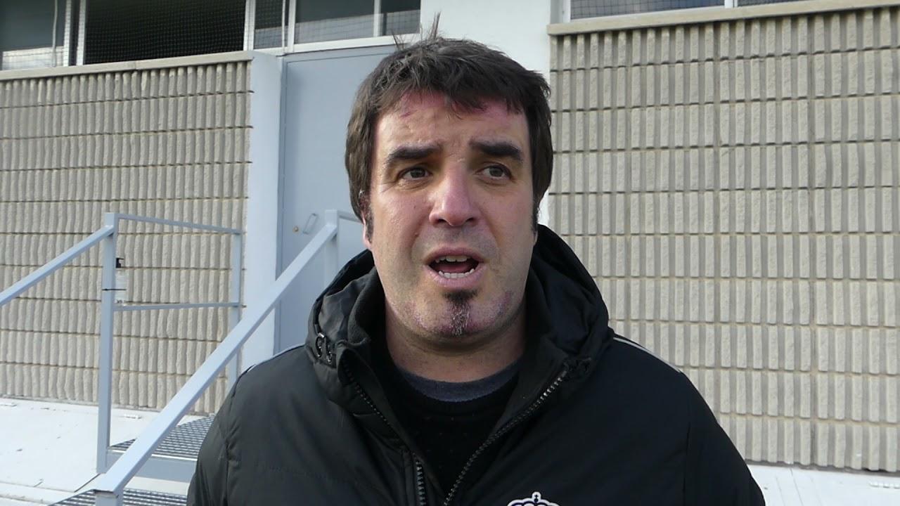 Aitor Zulaika, 2ª jornada 2ª fase, tras el encuentro Osasuna B-Real Unión