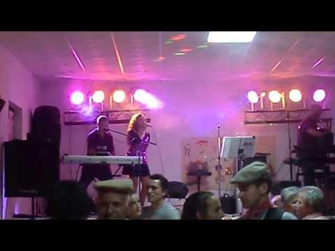 Dèjá vu Band em Pereiras - Gare  --  17 - 8 - 2013