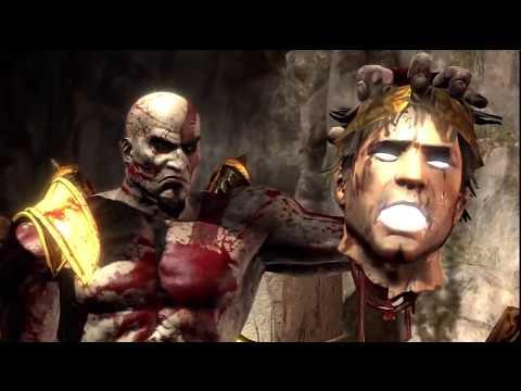 God Of War III - Music Video (SPOILER)