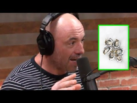 Joe Rogan: Why You Should Be Eating More Oysters