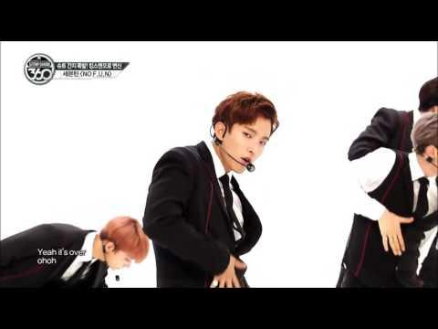 MBC Starshow360 SEVENTEEN (세븐틴)- NO F.U.N (Kingsman version)