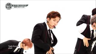 MBC Starshow360 SEVENTEEN (세븐틴)- NO F.U.N (Kingsman version)