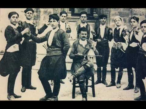 Cretan traditional song