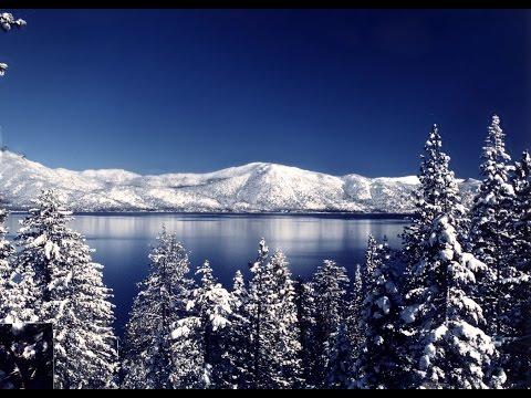 Lake Tahoe Trip Winter 2016