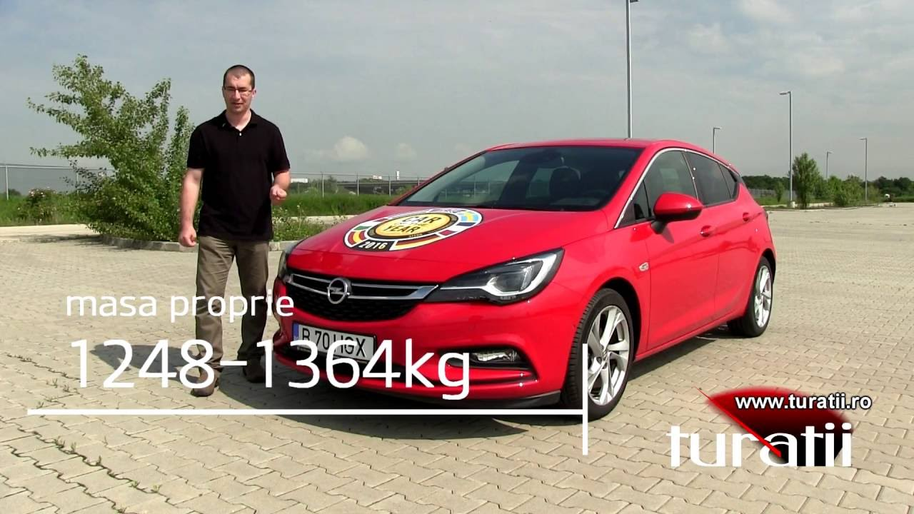 Opel Astra 1 4l Turbo Explicit Video 1 Of 4 Youtube