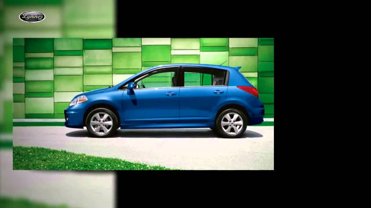 2012 Nissan Versa Hatchback Review