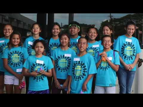 PBS Hawai'i - HIKI N? Episode #818 | Chiefess Kamakahelei Middle School - Kaua'i | Team Unify