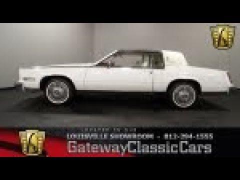 1984 Cadillac Eldorado - Louisville Showroom -  Stock # 1750