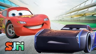 New Cars 3 Trailer is All About Rivalry!
