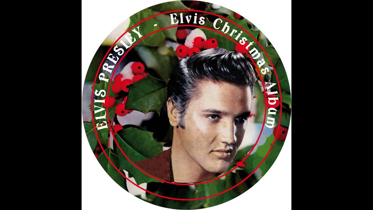 Elvis Presley - Elvis Christmas Album - Natale - YouTube