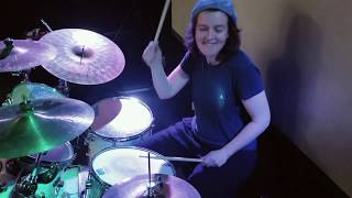 Who Loves Who the Most drum cover (live band)