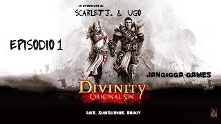 Divinity: Original Sin Gameplay ITA 1080p (PARTE1)