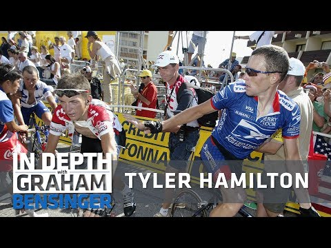 Tyler Hamilton Explains Blood Doping In Cycling