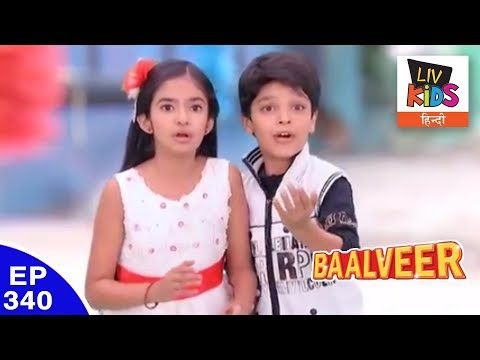Baal Veer - बालवीर - Episode 340 - Baalveer Searches For Meher & Manav thumbnail