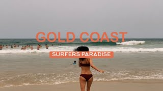 GOLD COAST SURFERS PARADISE 호주…