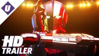 Ultraman - Official Trailer (2019)