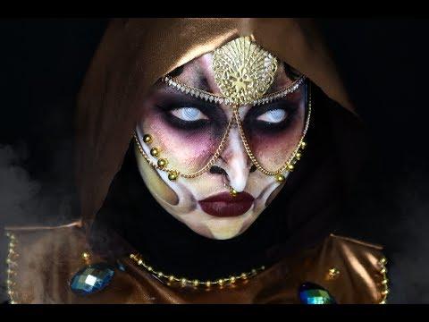 Nameless Witch | TOP 30 NYX FACE AWARD MALAYSIA 2017