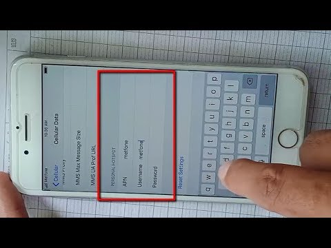 How To Enable & Fix Personal HotSpot on this account Contact Carrier Issue iOS 8 iPhone 6 or 6 plus .
