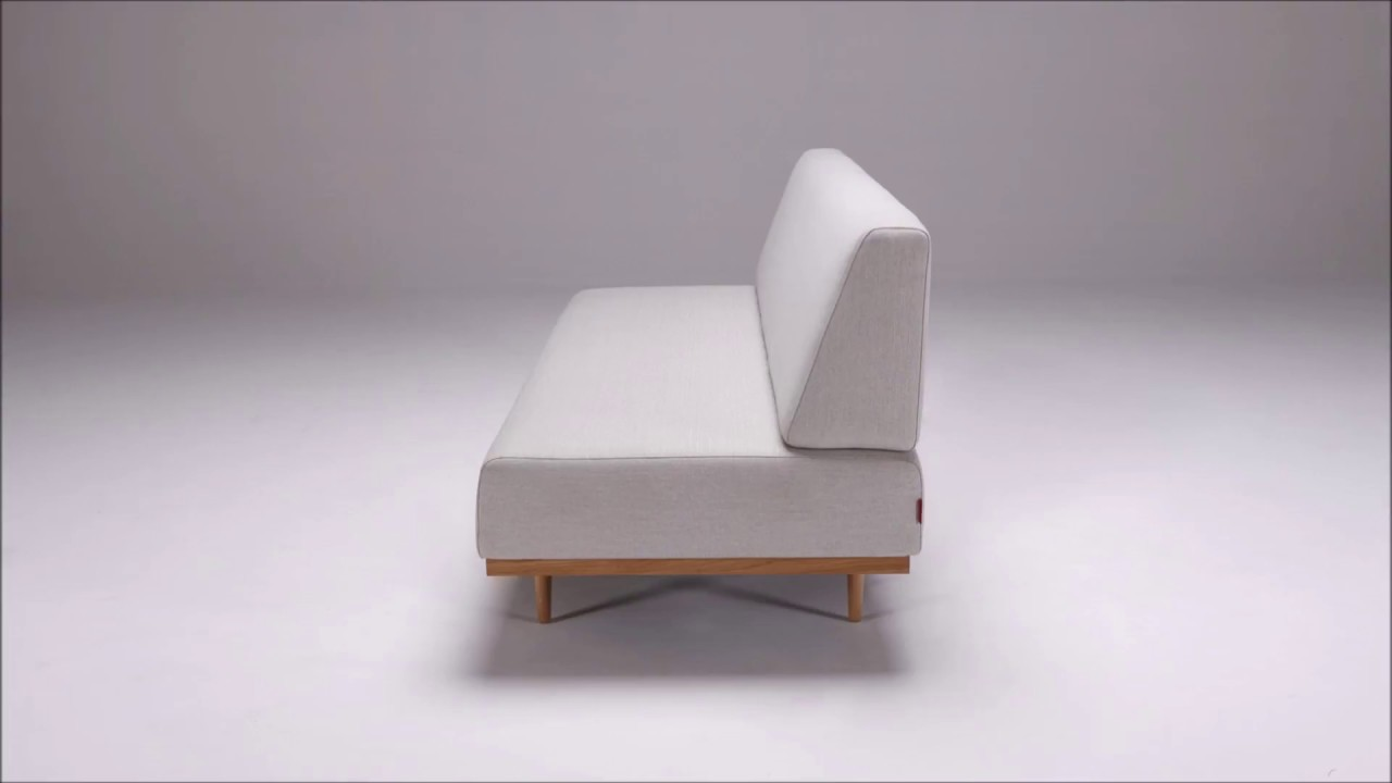 Mysofabed.de - Schlafsofas Und Designermöbel Video Demonstrating How To Assemble Colpus Sofa Bed By Innovation Living
