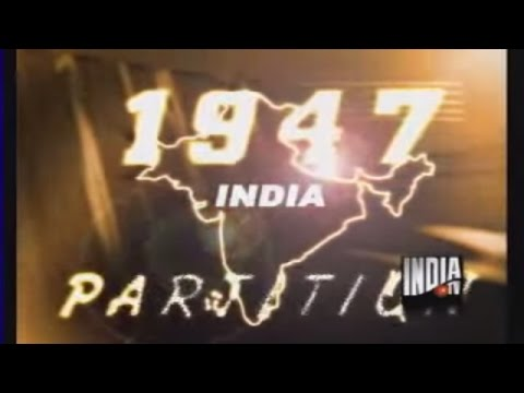 The  Partition Inside Story Of India Pakistan Partition India Tv