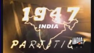 The 1947 Partition: Drawing The Indo-Pak Boundary