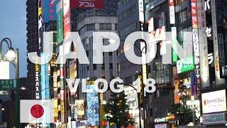 Tokyo Station y Shinjuku (Tokyo) | Japon vlog 18
