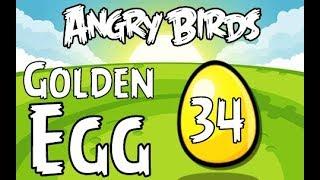 Angry Birds - Golden Egg #34 (Para entender mejor como obtenerlo leer descripcion)