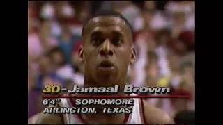 Buckeye Basketball: Ohio State 64, #6 Michigan 61 (February 18, 1990)