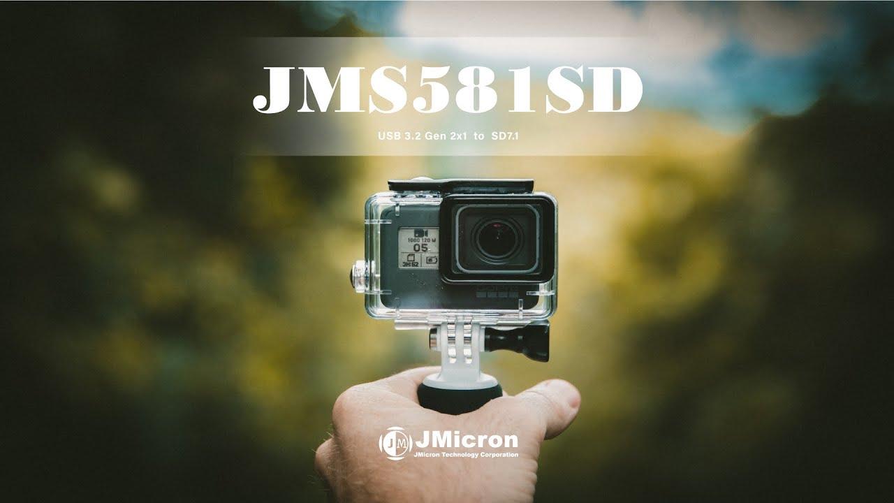 Jmicron Cameras