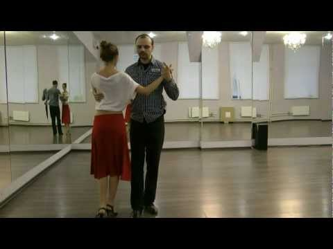 Пособие для тренировки личной техники в танго