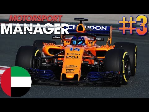 F1 2018 MOTORSPORT MANAGER | PART 3 | TITLE CONTENDERS?