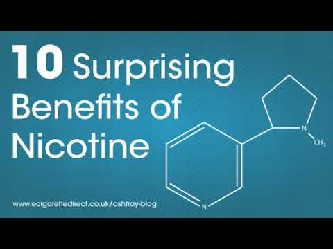 The Strange Health Benefits Of Nicotine