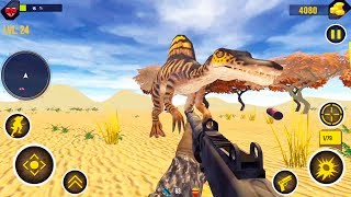 Dinosaurs Hunter | Android Gameplay #11 New Update | Best Android Games 2017 | Droidnation