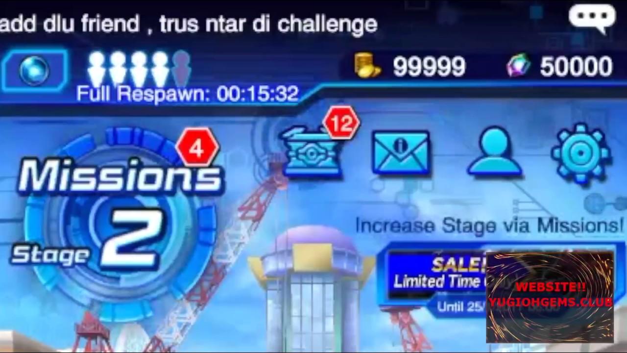 yugioh duel links hack free download