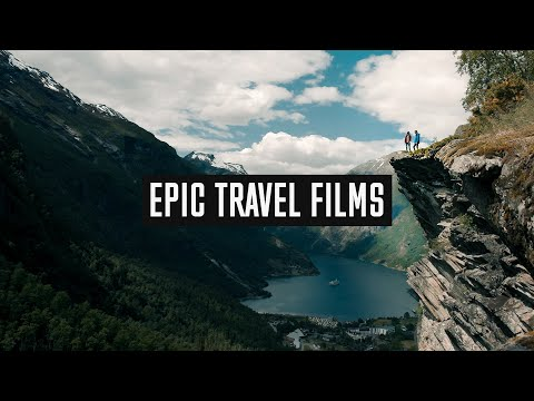 5 Ways To Make TRAVEL FILMS More EPIC
