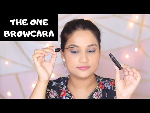 the-one-browcara- -eyebrow-mascara-for-natural-feathery-brow-look-with-oriflame-india