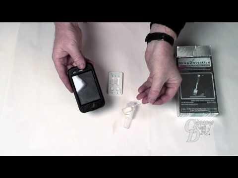 Drug Detective, Surface Detection System - MHR-900